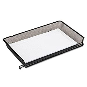 Rolodex Corporation Mesh Tray, Side Load, Legal, 17-1/8