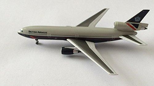 British Airways Douglas DC-10-30 from inflight 500