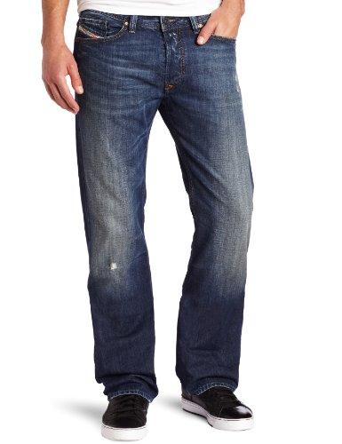 Diesel - Mens Viker 0886T Jeans, Size: 38W x 32L, Color: Denim