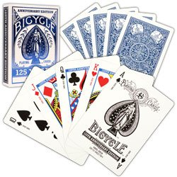 Bicycle 125th Anniversary Edition Playing Cards