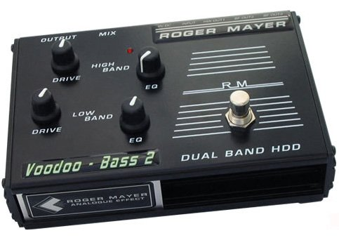 Roger Mayer Voodoo-Bass 2