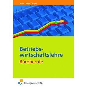 eBook Cover für  Set B xFC roberufe Betriebswirtschaftslehre B xFC roberufe