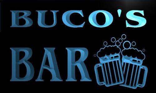w062063-b-buco-name-home-bar-pub-beer-mugs-cheers-neon-light-sign