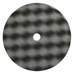 Grey Foam Polish Pad-by-PRESTA single sided blue ccs foam pad by presta