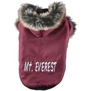 """Amazon.com : Manteau d\'hiver rouge """"Mt. Everest"""" von"""