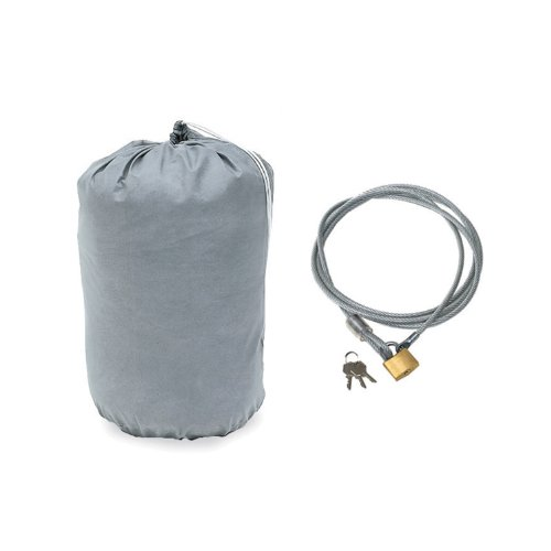 Rampage 1500 Grey 4-Layer Car Cover front-157779