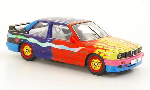 BMW M3 (E30) Art Car, Ken Done,