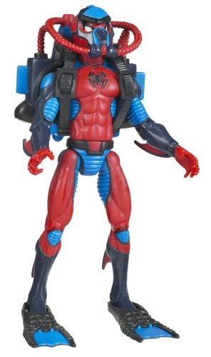 Buy Low Price Hasbro Spider-man Classic Heroes Figure Assortment – Snap on Scuba Gear (B001GZTBHG)