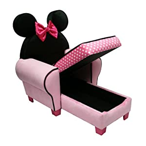 Disney Minnie Mouse Chaise Lounge