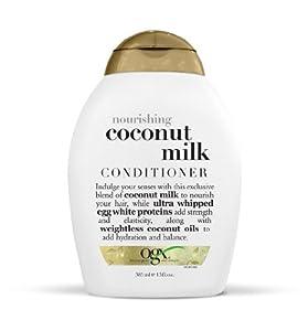 OGX Conditioner, Nourishing Coconut Milk, 13oz