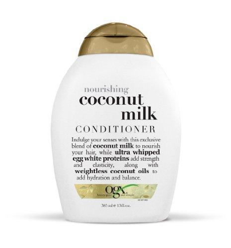 Ogx Conditioner, Nourishing Coconut Milk, 13Oz front-57975
