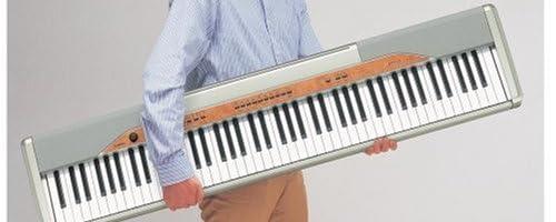 CASIO 電子ピアノ Privia PX-110