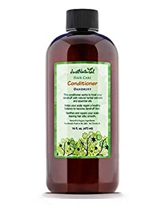 Just Natural Hair Care Dandruff Conditioner Treatment 16 Ounces from Just Natural Products