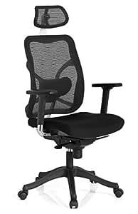 Hjh office 700000 taurus max silla de oficina con for Sillas para oficina office max