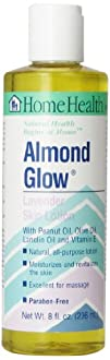 Home Health Almond Glow Lotion Lavender 8 Ounce