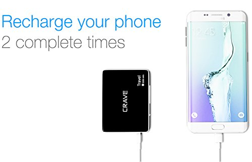 Crave Travel 5200mAh Power Bank