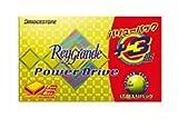 BRIDGESTONE(ブリヂストン) レイグランデ パワードライブ イエロー 1ダース(15個入り) RPY15A