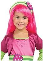 Strawberry Shortcake - Raspberry Torte Wig (Child) from Rubies Costumes