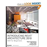 img - for Introducing Revit Architecture 2010 (text only) 1st (First) edition by T. Dzambazova,E. Krygiel, G.Demchak book / textbook / text book