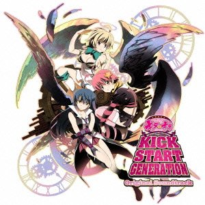 OVA キラ☆キラ 5th Anniversary Live Anime KICK START GENERATION Original Soundtrack