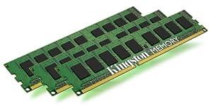 Kingston Technology 24GB 1333MHz DDR3 Reg ECC Kit IBM Server Memory 24 (PC3 10600) KTM-SX313K3/24G