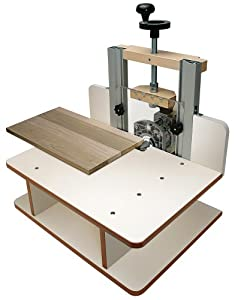 Flatbed Horizontal Router Table Plans