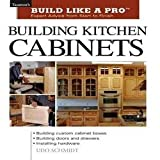 img - for Udo Schmidt: Building Kitchen Cabinets (Paperback); 2003 Edition book / textbook / text book