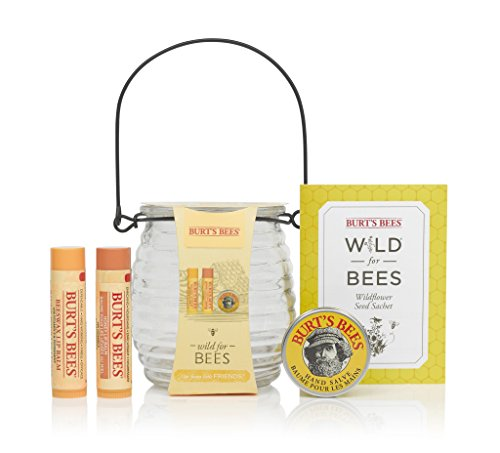 burts-bees-wild-for-bees-gift-set-4-pieces