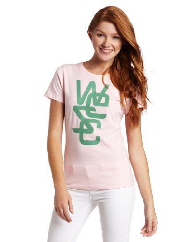 Wesc Junior's Overlay Shirt, Parfait Pink, Small