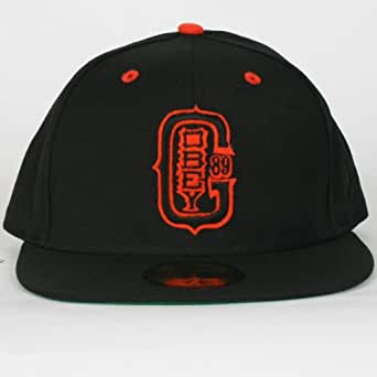 Obey Bunt New Era Cap in Black, Size: 7 3/4, Color: Black