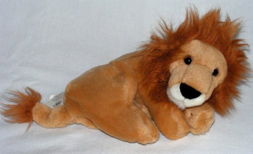 Safari Friends Lion Plush and Book - 1