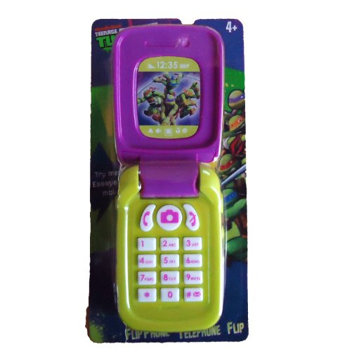 Teenage Mutant Ninja Turtles Flip Phone