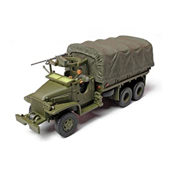 Amazon.com: Forces of Valor GMC 2.5 Ton Open Cab Cargo Truck-Ardennes
