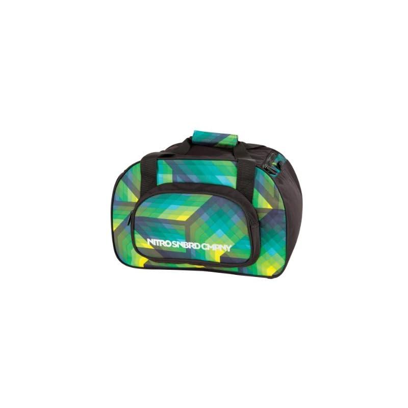 Nitro Snowboards Sac de sport Sporttasche Duffle Bag Xs, 40 x 23 x 23 cm