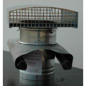 chapeau-de-toiture-metallique-ardoise-diametre-150-mm