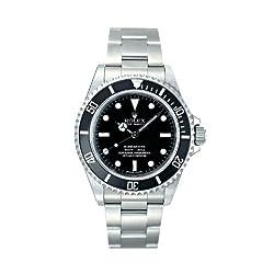 [ロレックス] ROLEX 腕時計 サブマリーナ 14060M ブラック [クロノメーター規格] メンズ [並行輸入品]