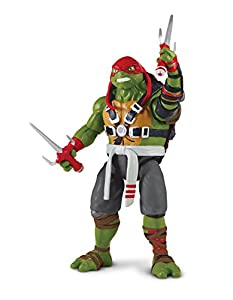 """Teenage Mutant Ninja Turtles """"Raph"""" Movie 2 Deluxe Talking Figure"""
