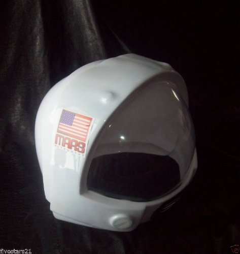 Astronaut Helmet Reflection Alien