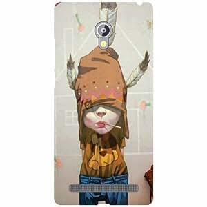 Asus Zenfone 6 A601CG Back cover - Covered Eyes Designer cases