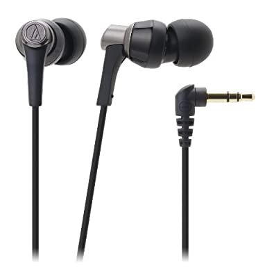 audio-technica Earbuds Black ATH-CKR3 BK