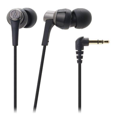 audio-technica CKR Series カナル型イヤホン ブラック ATH-CKR3 BK