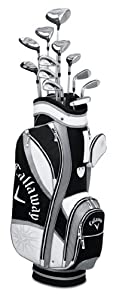 Ladies Solaire Gems 13-Piece Complete Set (Black) by Callaway