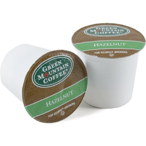 Green Mountain Hazelnut Coffee Keurig K-Cups, 18 Count front-64619