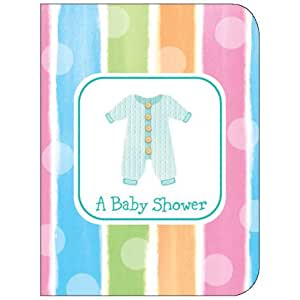 baby clothes baby shower invitations 25pk toys games