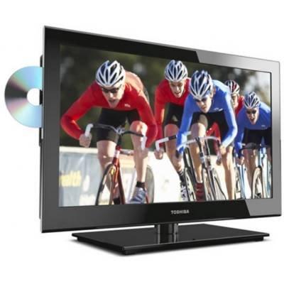 Toshiba 24V4210U 24 LED TV/DVD Combo 1080p 16:9 1920x1080 HDMI/VGA/USB