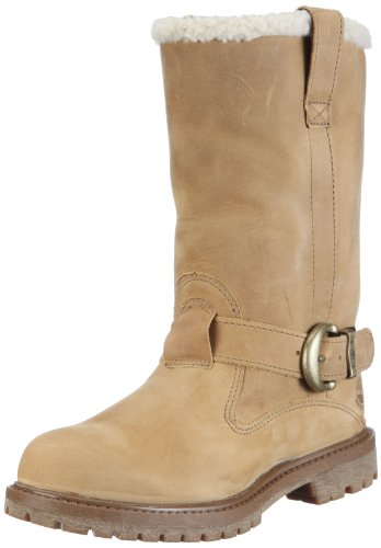 Timberland Women's Nellie Pull-On Boot Golden