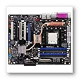 Asus Lifestyle A8N32-SLI Deluxe AI Gaming Edition ATX Motherboard (Socket 939)
