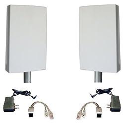 The EZ-Bridge-Lite High Power Outdoor Wireless Point to Point System