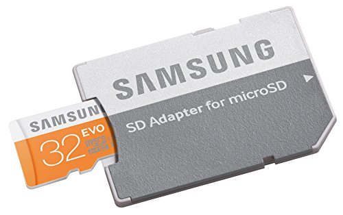 Samsung Electronics EVO Micro SDXC with