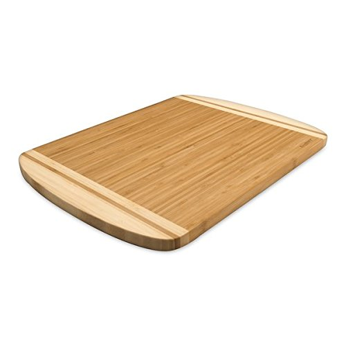 BergHOFF 1101781 Planche à découper Grande Bambou Marron 40 x 30 x 1,5 cm